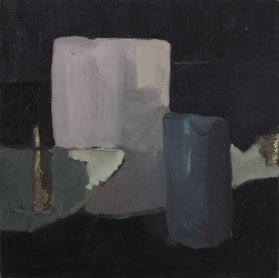 Defiance gallery helen gauchat as the light falls still life with bowls and vases 2016 oil on canvas 30 x 30cm reviewsmspy